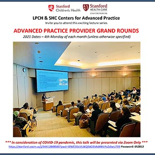 Advanced Practice Provider Grand Rounds Banner