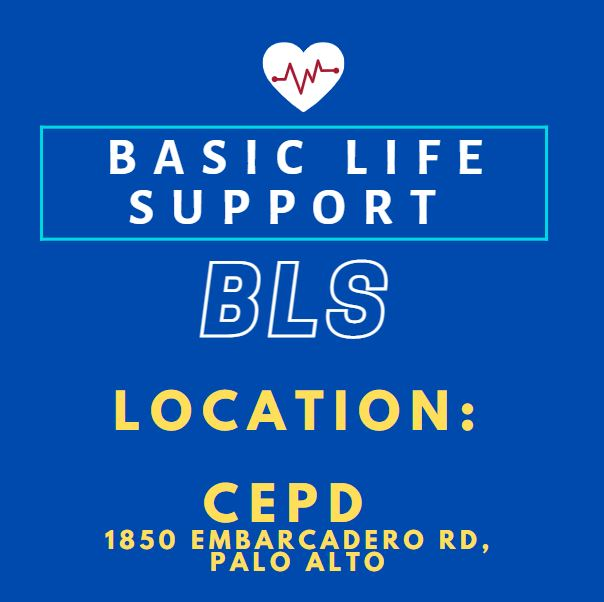 BLS HeartCode Online & Skills Check (at CEPD) Banner