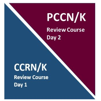 PCCN- Day 2 and CCRN- Day 1 Certification Review Banner