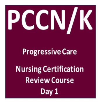 PCCN Certification Review Day 1 Banner